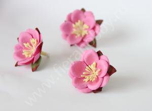 Сакура - Розовая средняя. Fierahobby.ru